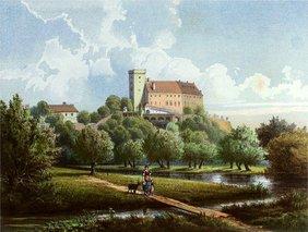 Schloss Ottmachau