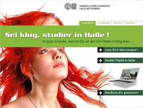 Screenshot studier-in-halle.de
